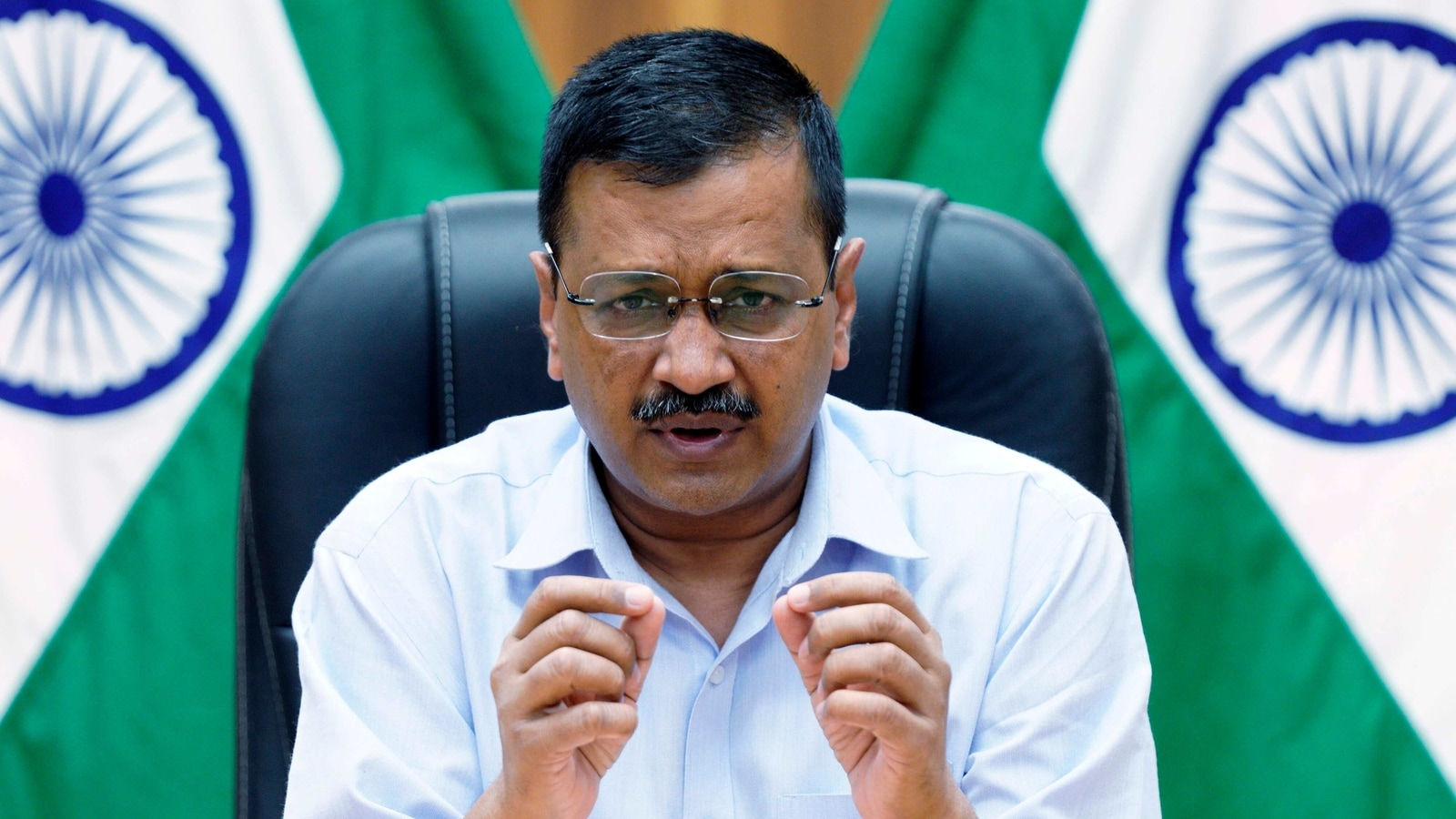Delhi to increase normal, ICU beds reserved for Covid-19 patients: CM Kejriwal - Hindustan Times