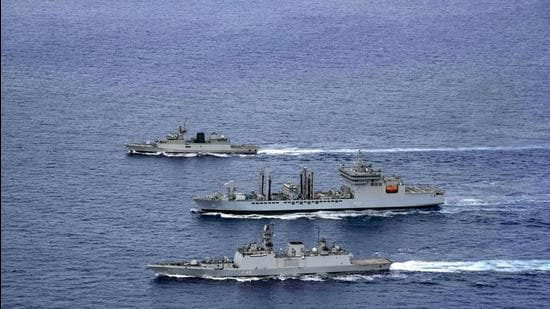 If China indeed is emerging as the key competitor to India's interests in the Indian Ocean Region, there is a need to reframe our mental maps and view the Indian Ocean as one space, and better understand regional dynamics (PTI)