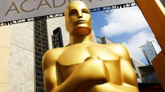 FILE - In this Feb. 21, 2015 file photo, an Oscar statue appears outside the Dolby Theatre for the 87th Academy Awards in Los Angeles.(AP)