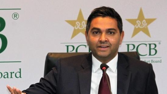 PCB CEO Wasim Khan(Twitter)