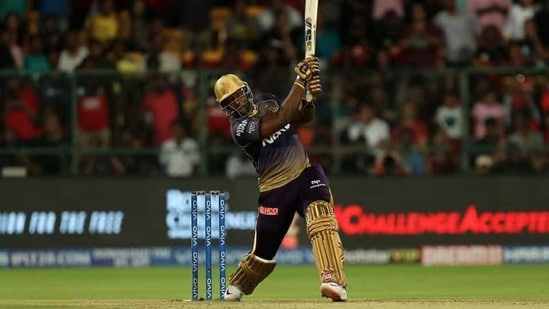 File image of Andre Russell(IPL)