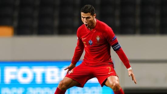 File photo of Portugal captain Cristiano Ronaldo