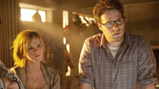 Seth Rogen clarified his recent remarks about Emma Watson.