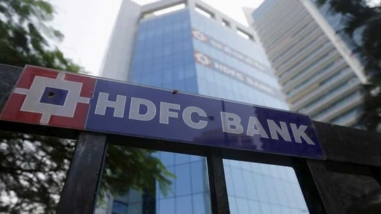 The headquarters of India's HDFC bank is pictured in Mumbai,(Reuters)