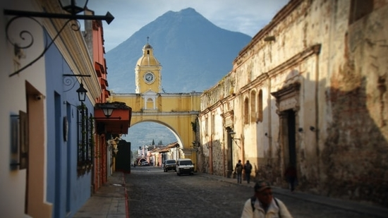 Antigua, Guatemala(Unsplash)