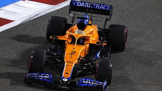 Daniel Ricciardo of McLaren during the Bahrain GP.(Twitter)