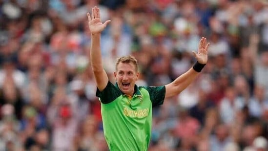 South Africa's Chris Morris will play for Rajasthan Royals in IPL 2021(Action Images via Reuters)