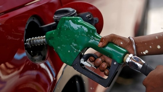 Fuel prices were earlier revised on March 25, after they remained unchanged - and at record highs - for 24 days consecutive days.(Reuters)
