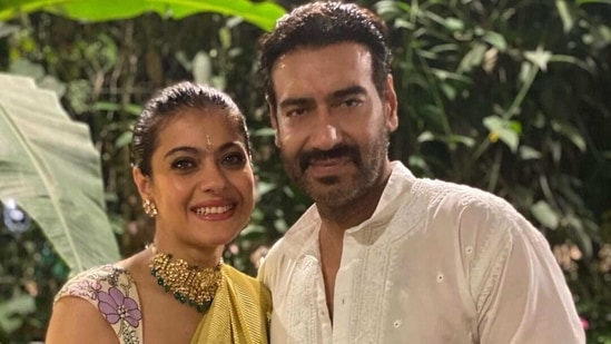 Ajay Devgn and Kajol have been married for over 22 years.