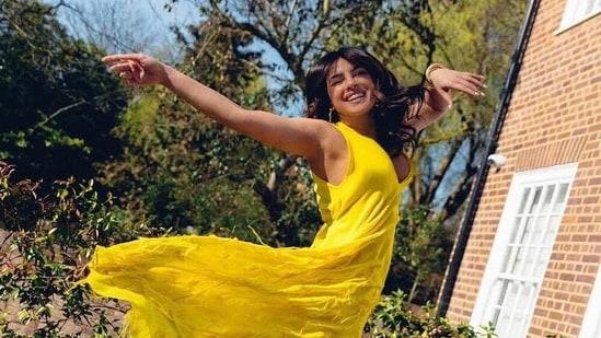 Priyanka Chopra is bringing in the sunshine for your mid-week blues.