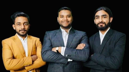 Arpit Lochan, Yash Hemendra Agarwal and Kunal Kapoor of Homelfic WeGrow