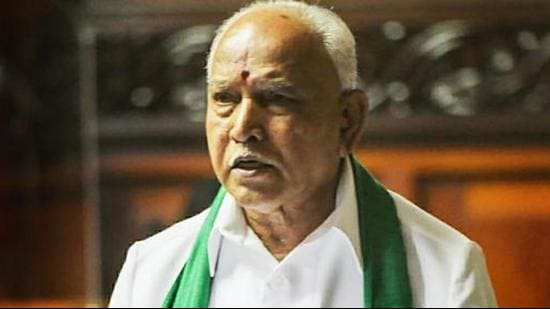 The developments add to Yediyurappa's troubles, since the CM has recently found himself resolving one crisis after another since he took office in July 2019. (PTI PHOTO.)