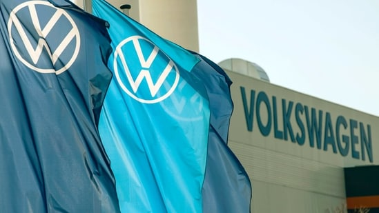 """Volkswagen of America issued false statements this week saying it would change its brand name to """"Voltswagen"""".(AP)"""