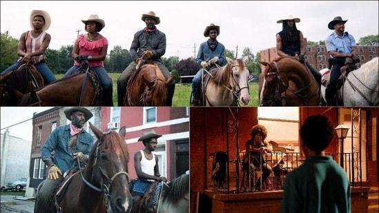 'Concrete Cowboy' series highlight Philadelphia's oldest Black cowboy culture(Twitter/NetflixSA)
