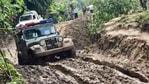 The image is taken from a video shared by Chief Minister of Arunachal Pradesh Pema Khandu.(Twitter/@PemaKhanduBJP)