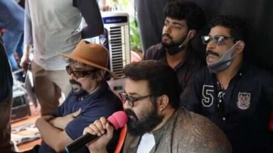 Mohanlal will director Barroz.