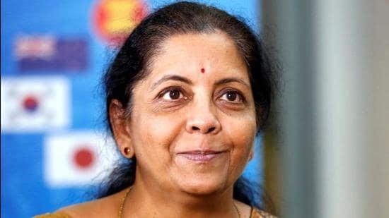 Nirmala Sitharaman. (REUTERS)