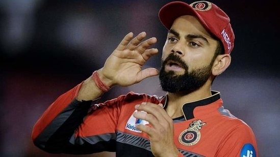 File Photo of RCB captain Virat Kohli(Twitter)
