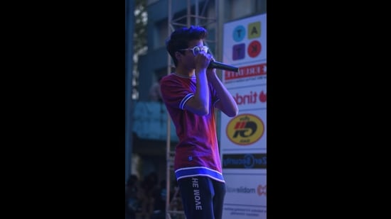 Moitreya Chatterjee aka MarvelBeatbox, 21, used the lockdown to find his voice and gain international recognition.