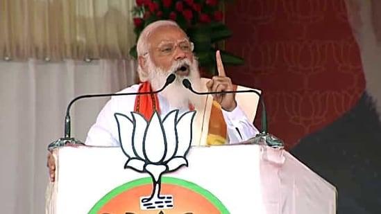 Prime Minister Narendra Modi (ANI Photo)