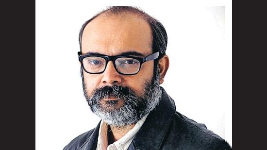 Author Siddharth Chowdhury (Courtesy the publisher)