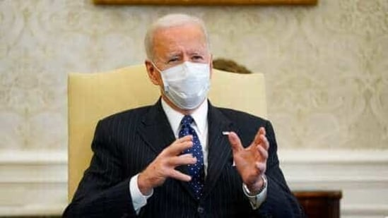 US President Joe Biden(AP)