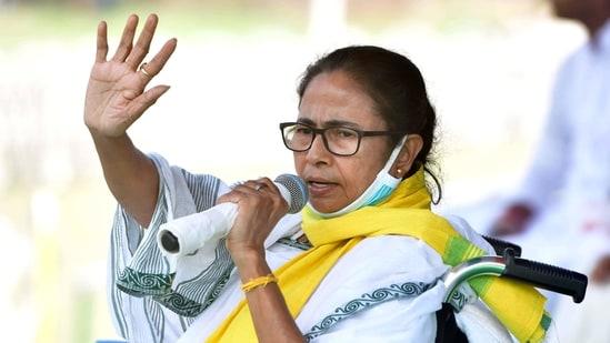 West Bengal chief minister Mamata Banerjee .(ANI Photo)