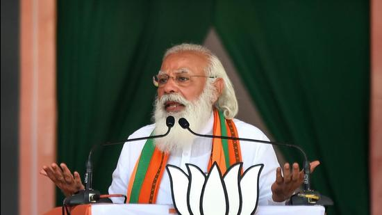 The battle for legitimacy between Modi's supporters and critics is being fuelled by a dual monopoly in the intellectual-political landscape. The liberals claim, with merit, that the Modi-led BJP is acquiring hegemonic control over India's electoral democracy. But liberals ignore that they hold similar hegemonic sway over the global narrative (PTI)