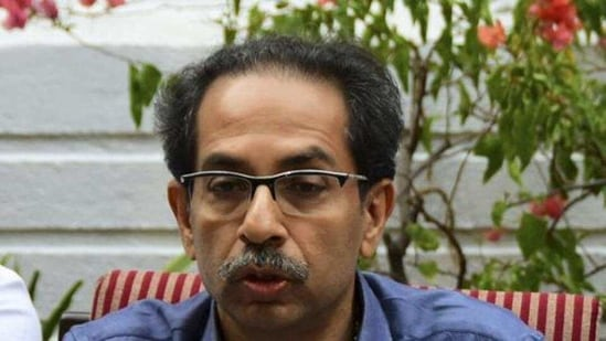The delegation told the CM that all decisions should be taken unitedly by the constituents of the MVA. In picture - Maharashtra chief minister Uddhav Thackeray.(HT File Photo)