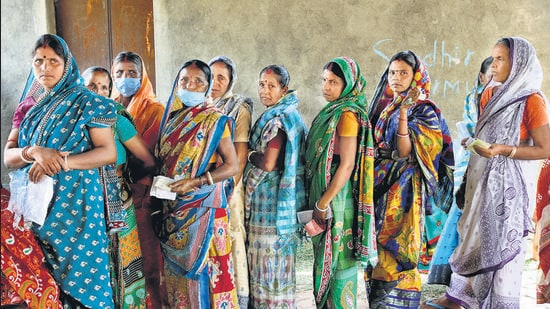 Yet, the scenario at the local government level is very different in all these states, especially Kerala and Tamil Nadu, where women are coming to the fore and bridging the gender gap (REUTERS)