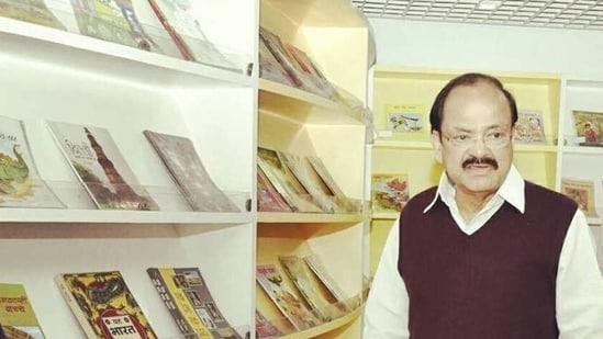 Vice President of India M Venkaiah Naidu(Instagram/ mvenkaiahnaidu)