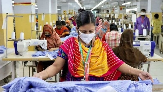 Bangladesh state minister for Public Administration Farhad Hossain said industries and mills will be kept open during the lockdown.(Reuters)
