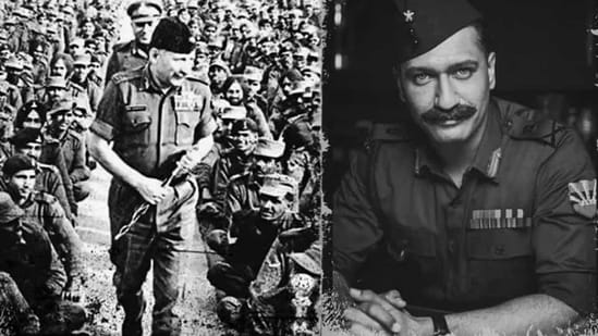 Vicky Kaushal shared a video on Field Marshal Sam Manekshaw's birth anniversary.
