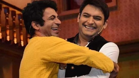 Sunil Grover and Kapil Sharma were involved in an infamous bust-up in 2017.