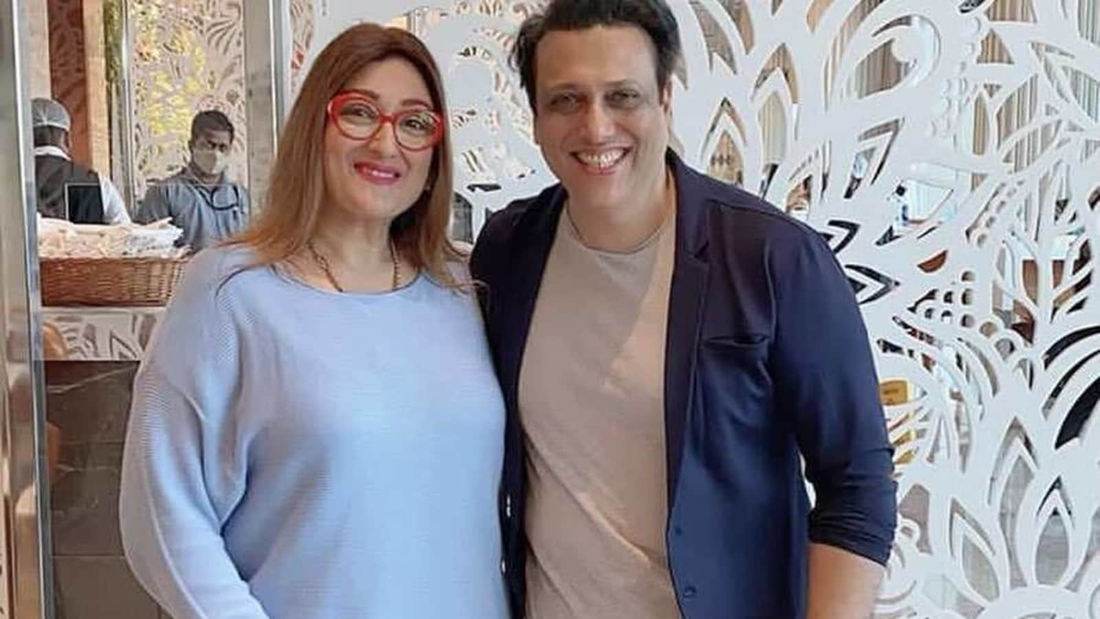 Before Govinda, his wife Sunita had tested positive for Covid-19: 'I think  I got infected in Kolkata' | Hindustan Times
