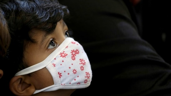 India's neighbouring countries Pakistan, Bangladesh and Nepal are witnessing a spike in the cases of the coronavirus disease (Covid-19) in the past few days. (AP Photo/Muhammad Sajjad)(AP)