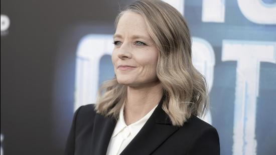 Actor-director Jodie Foster starred in real-life inspired film, The Mauritanian. (Richard Shotwell/Invision/AP)