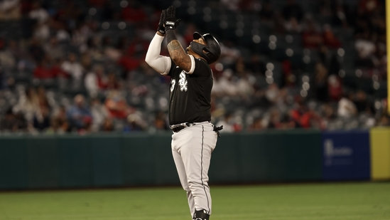Yermín Mercedes of Chicago White Sox(Twitte (MLB))