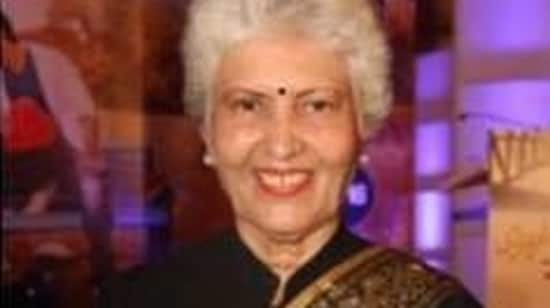 Shashikala had appeared in over 100 films.