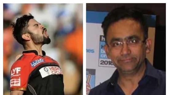 Virat Kohli and Saba Karim.(BCCI/File)