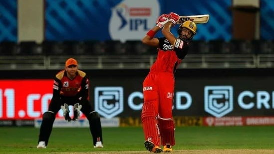 Devdutt Paddikal in action. (IPL/Twitter)(File)