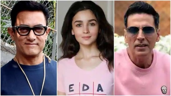 From Akshay Kumar and Aamir Khan to Alia Bhatt and Ranbir Kapoor; Bollywood  celebs affected by Covid-19's second wave | Hindustan Times