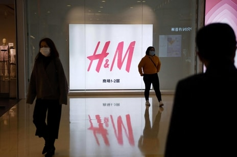 Foreign companies in China including H&M and Nike are facing tremendous pressure following their statement on forced labour in Xinjiang. They are also been subjected to pressure amid China's rising tension with the west.(AFP)