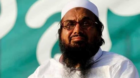 The other two -- JuD spokesperson Yahya Mujahid and senior leader Prof Zafar Iqbal -- had already been convicted for many years in other terror financing cases.(REUTERS)