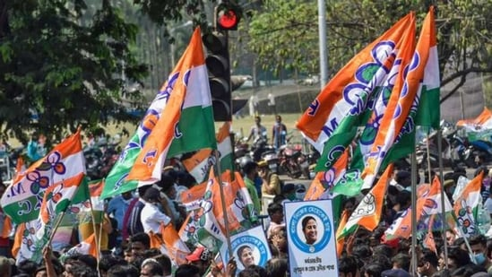 The West Bengal BJP has sent a letter to the Chief Electoral Officer of the state and demanded the cancellation of Sankar Kumar Naskar's candidature from the Falta assembly seat. (File Photo: PTI)