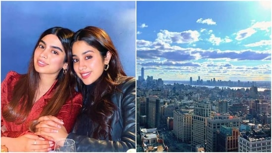 Janhvi Kapoor travelled to the US last month.