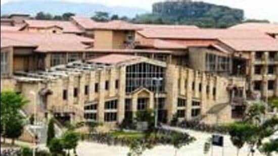 IIT-Guwahati academic complex. (File photo)