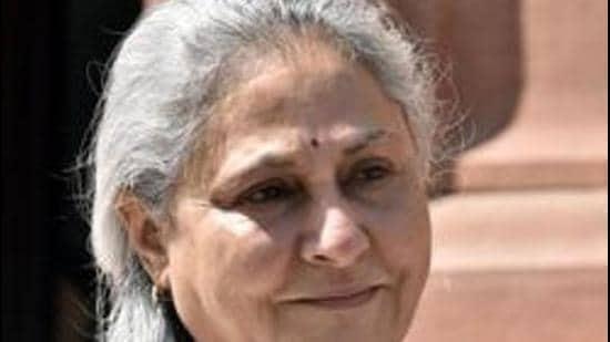 Samajwadi Party MPJaya Bachchan. (HT archive)