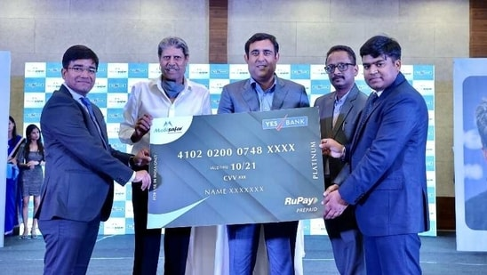 The Virtual Rupay Card was inaugurated by former Cricketer Kapil Dev in presence of Mobisafar founders Abhishek Pandey and Ajitesh Pandey.