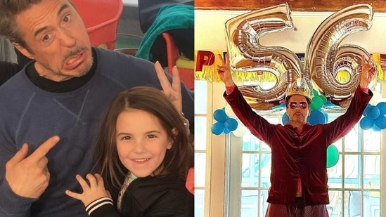 Robert Downey Jr celebrated his 56th birthday on Sunday and his Avengers: Endgame co-star Lexi Rabe penned a sweet birthday note.